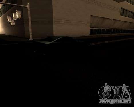 Satanic Colormode para GTA San Andreas sexta pantalla