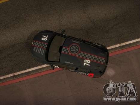 Volkswagen Scirocco para el motor de GTA San Andreas