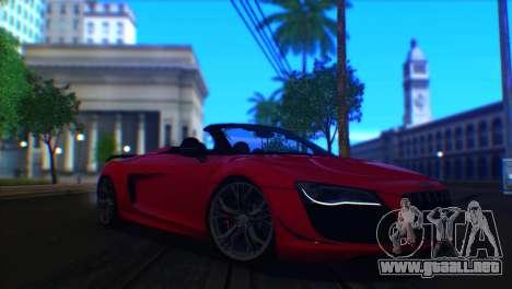 ENBSeries by egor585 V2 para GTA San Andreas tercera pantalla