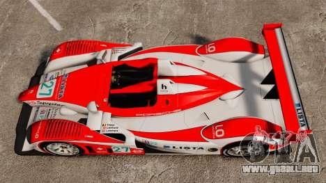 Porsche RS Spyder Evo para GTA 4 visión correcta