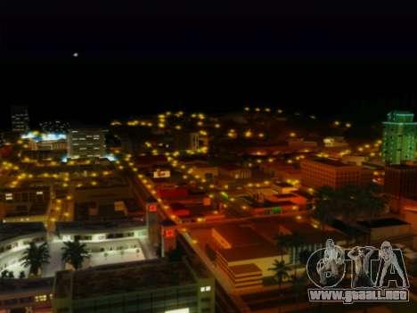 Project 2dfx para GTA San Andreas segunda pantalla