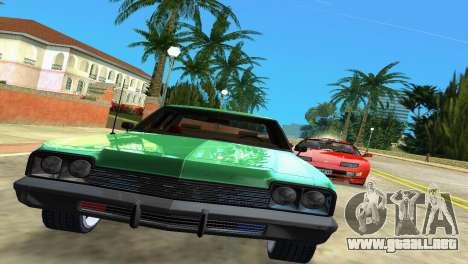 Dodge Monaco Police para GTA Vice City vista lateral izquierdo