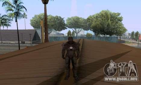 Skins Pack - Iron man 3 para GTA San Andreas undécima de pantalla