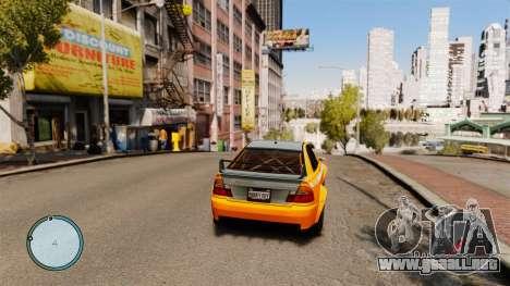 Velocímetro AdamiX v5 para GTA 4 segundos de pantalla