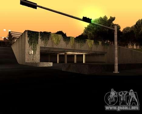 Satanic Colormode para GTA San Andreas quinta pantalla