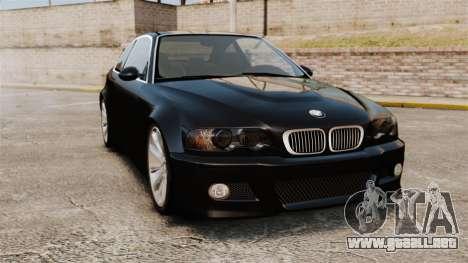 BMW M3 Coupe E46 para GTA 4