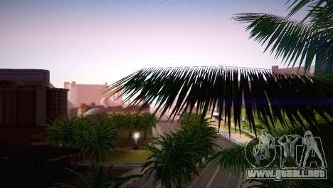 SA_Extend para GTA San Andreas octavo de pantalla