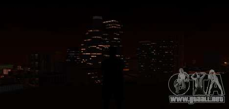 ENB Graphic Mod para GTA San Andreas novena de pantalla