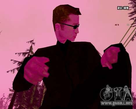 Pink NarcomaniX Colormode para GTA San Andreas tercera pantalla