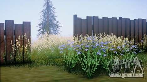 SA::Crown para GTA San Andreas sucesivamente de pantalla