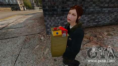 Nuevos productos alimentarios para GTA 4 tercera pantalla
