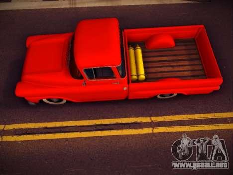 Chevrolet Apache para la visión correcta GTA San Andreas