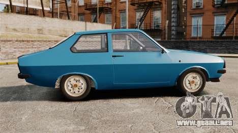 Dacia 1310 Sport v1.2 para GTA 4 left