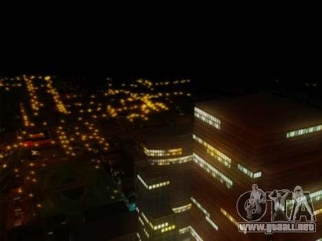 Project 2dfx para GTA San Andreas tercera pantalla