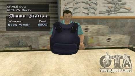 Full Weapon Pack para GTA San Andreas octavo de pantalla
