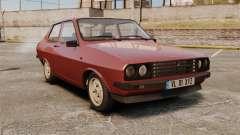 Dacia 1310 Sport v1.1 para GTA 4