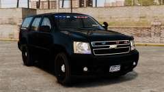 Chevrolet Tahoe 2008 Unmarked ELS para GTA 4