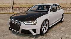 Audi RS4 Avant 2013 Sport v2.0