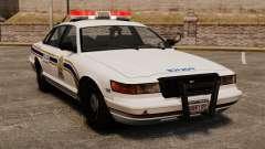 Policía de Sherbrooke