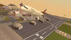 Airbus A320-211 Philippines Airlines para GTA San Andreas