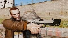 Pistola autocargable USP H & K v6 para GTA 4