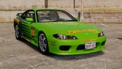 Nissan Silvia S15 v3 para GTA 4