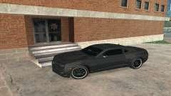 Chevrolet Camaro ZL1 2013 County Sheriff para GTA San Andreas