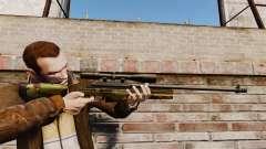 Rifle de francotirador Sako TRG-42
