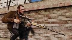 V4 de rifle de francotirador Dragunov