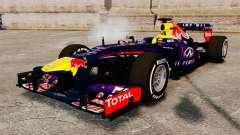 Coche, Red Bull RB9 v4