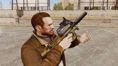 Belga FN P90 subfusil ametrallador v5