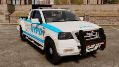 Ford F-150 v3.3 NYPD [ELS & EPM] v2