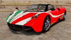 Pagani Huayra 2011 [EPM] Italian para GTA 4