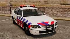 Policía holandesa para GTA 4