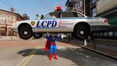 Guión de Superman para GTA 4