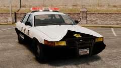 Policía japonesa para GTA 4