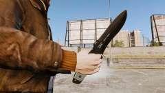 Cuchillo táctico v5 para GTA 4