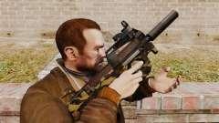 Belga FN P90 subfusil ametrallador v6