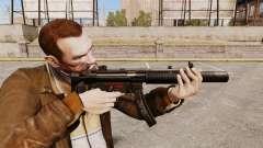 MP5SD subfusil ametrallador v5