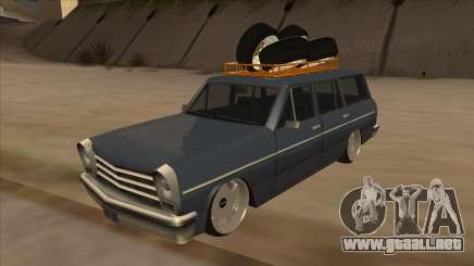 New Peren Hellaflush para GTA San Andreas