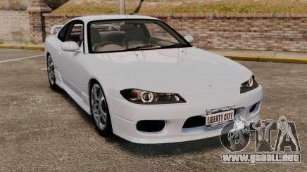 Nissan Silvia S15 v1 para GTA 4