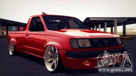 Nissan Frontier D22 para GTA San Andreas