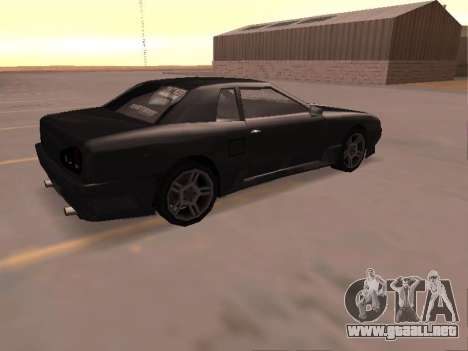 Elegy Skyline para GTA San Andreas left