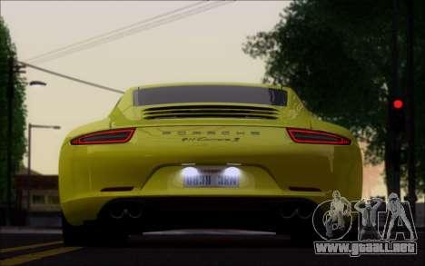 FF TG ICY ENB V2.0 para GTA San Andreas séptima pantalla