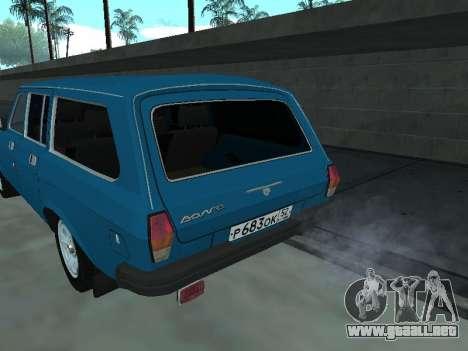 GAS 310221 para la visión correcta GTA San Andreas