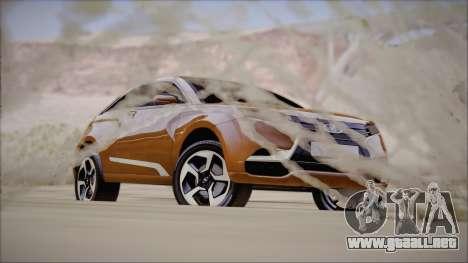 Lada X-Ray para la visión correcta GTA San Andreas