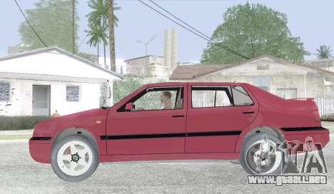 Volkswagen Vento para GTA San Andreas left