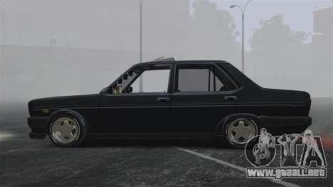 Fiat 131 para GTA 4 left