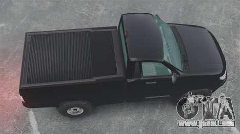 Camioneta UAZ Patriot para GTA 4 visión correcta