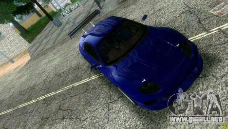 Mitsubishi FTO para GTA Vice City visión correcta